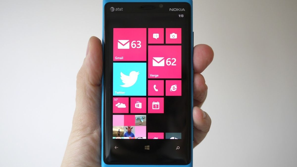 Nokia Lumia 920 review - The Verge