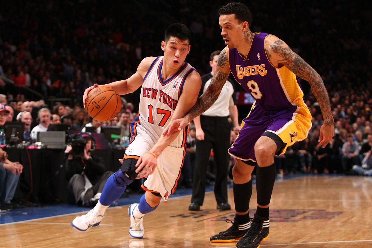 Linsanity Continues  Jeremy Lin Scores 38 0e157450b