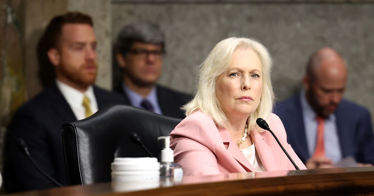 Sen. Kirsten Gillibrand takes on Big Tech with the Data Protection Act