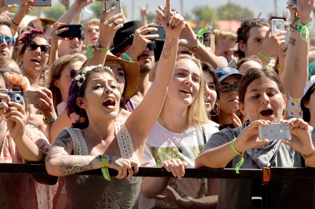 White people (Photo by Matt Cowan/Getty Images for Coachella)