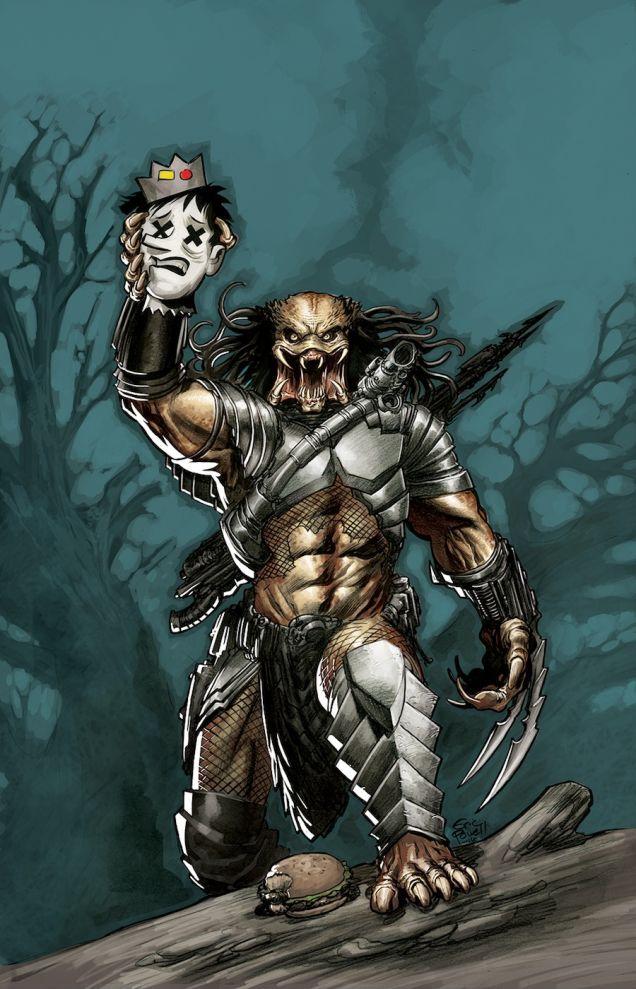archie_vs_predator_cover_variant