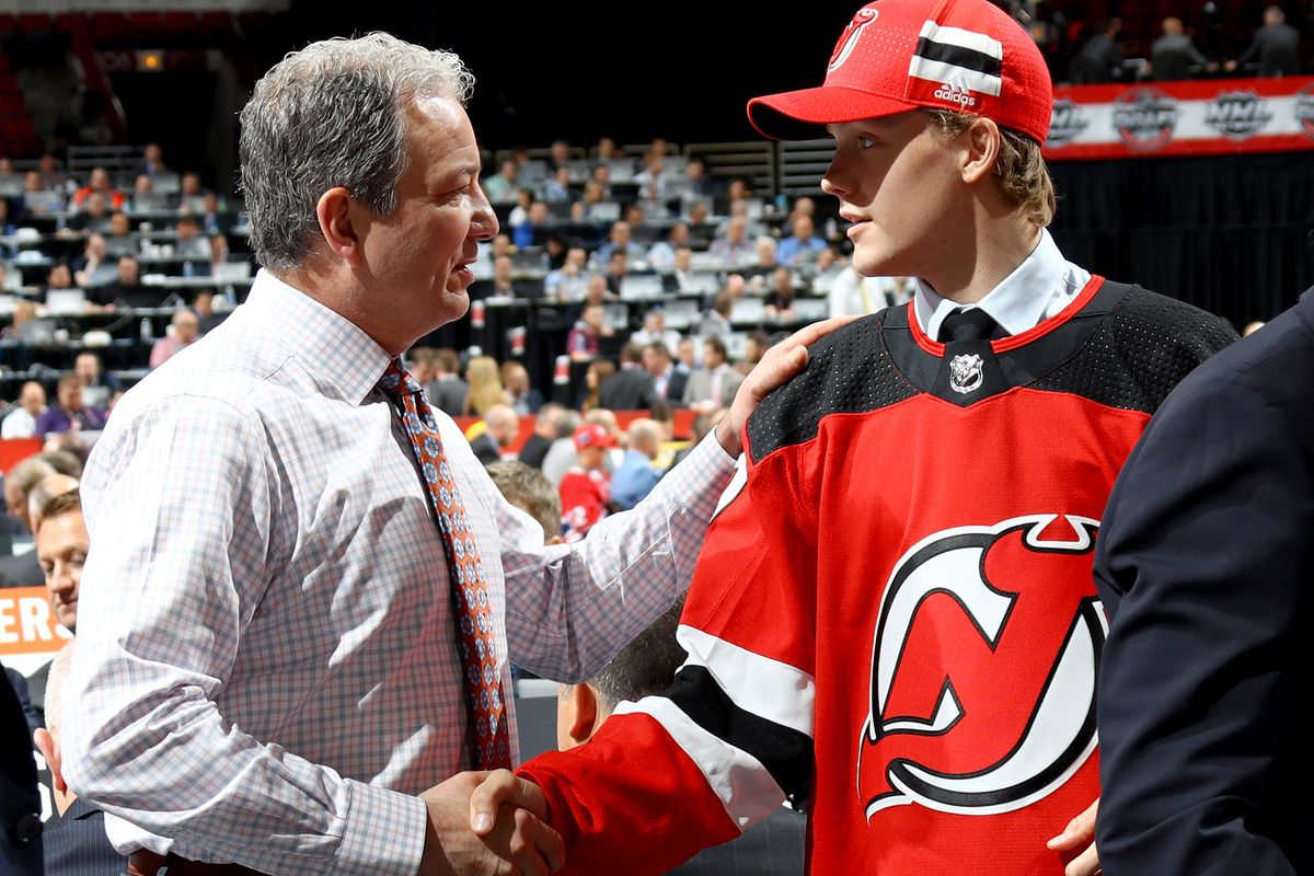 a7bed14f1 The New Jersey Devils are having one of their best offseasons in ...