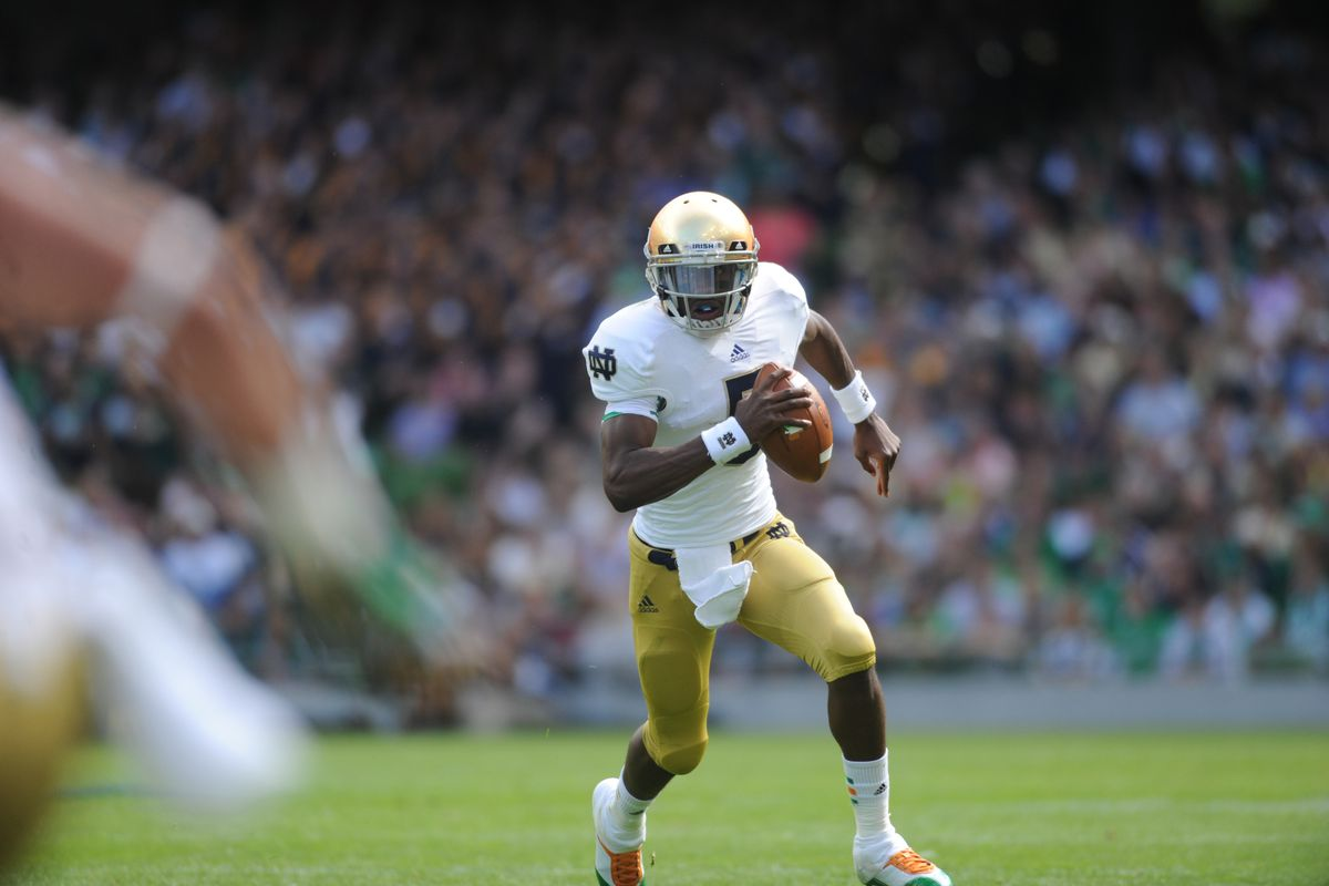 Purdue will help determine whether Everett Golson's swag is powered exclusively by Jamison or not.