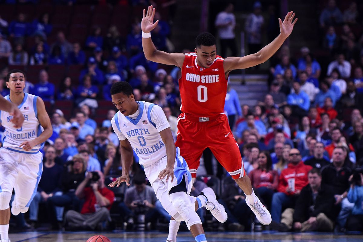 Ohio State vs. North Carolina final score: 3 things we learned from OSU's 82-74 loss - Land ...