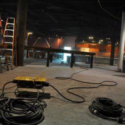The future dance floor.