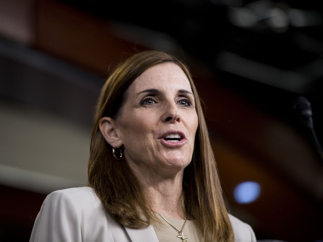 Rep. Martha McSally is the establishment favorite in Arizona's Republican Senate primary.