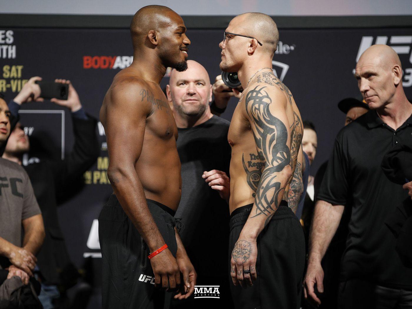UFC 235 live blog: Jon Jones vs. Anthony Smith - MMA Fighting
