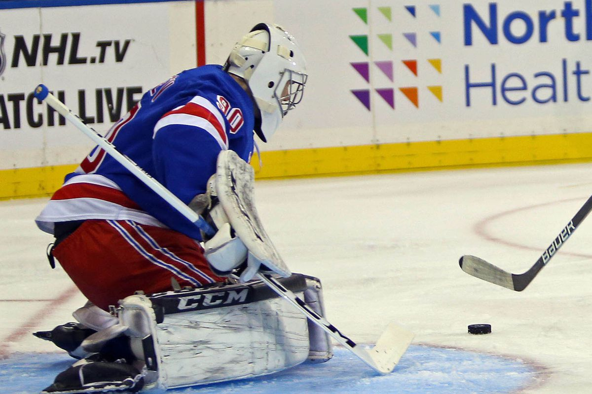 Lack Of Coaching Is Hurting Rangers Goaltender Development