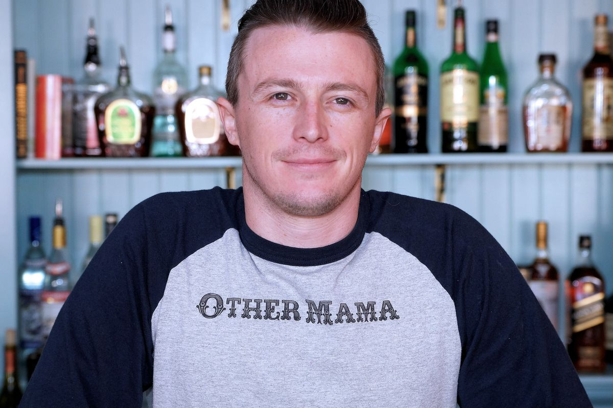 David English at Other Mama was the Bartender of the Year in 2015.