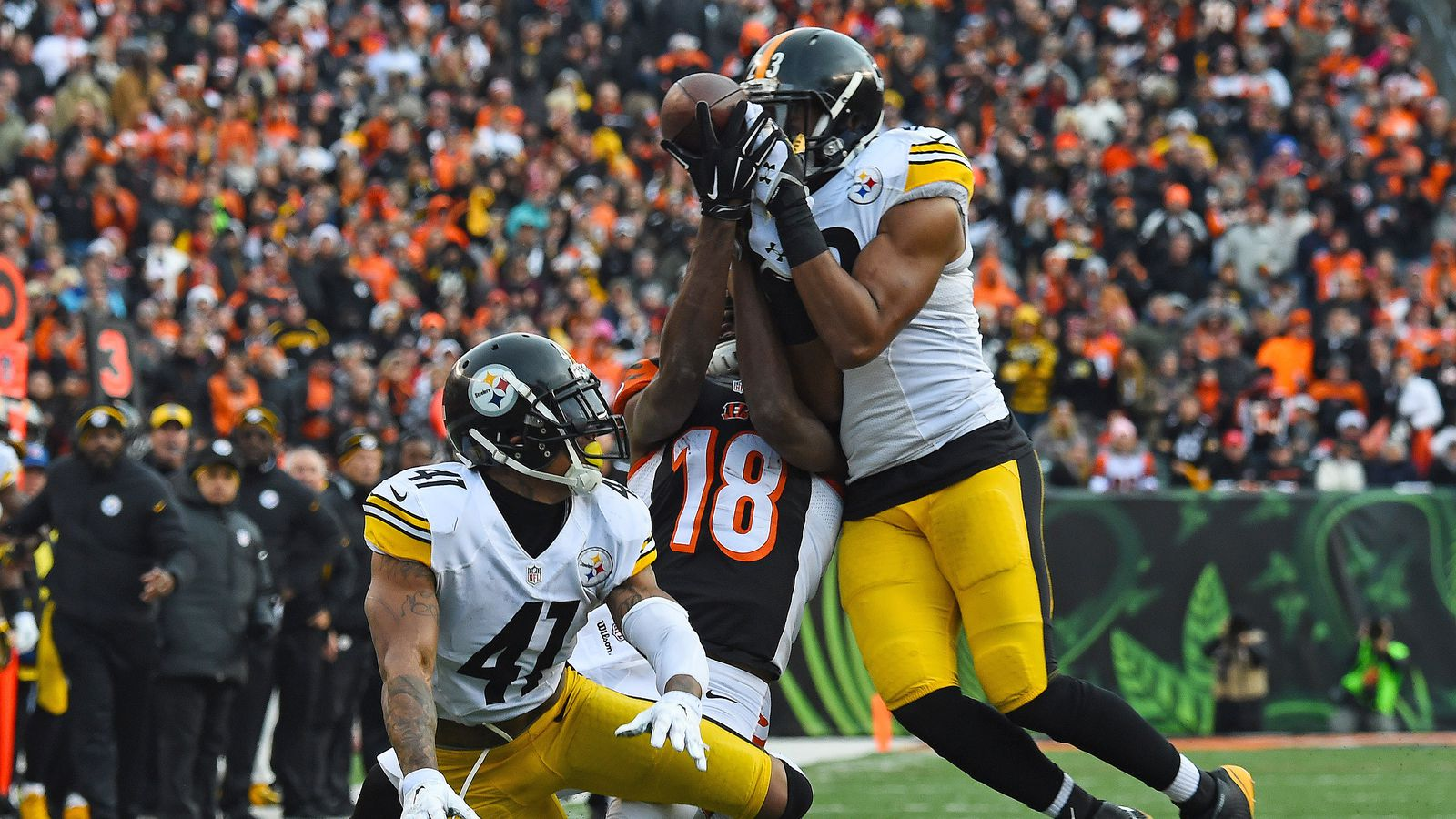 Steelers 2015 depth chart: Decisions to be made at safety ...Steelers Depth Chart