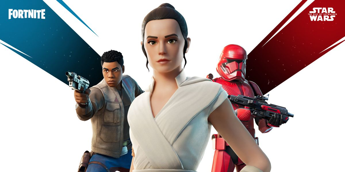 How To Watch Fortnite S Exclusive Star Wars The Rise Of Skywalker Clip This Saturday The Verge