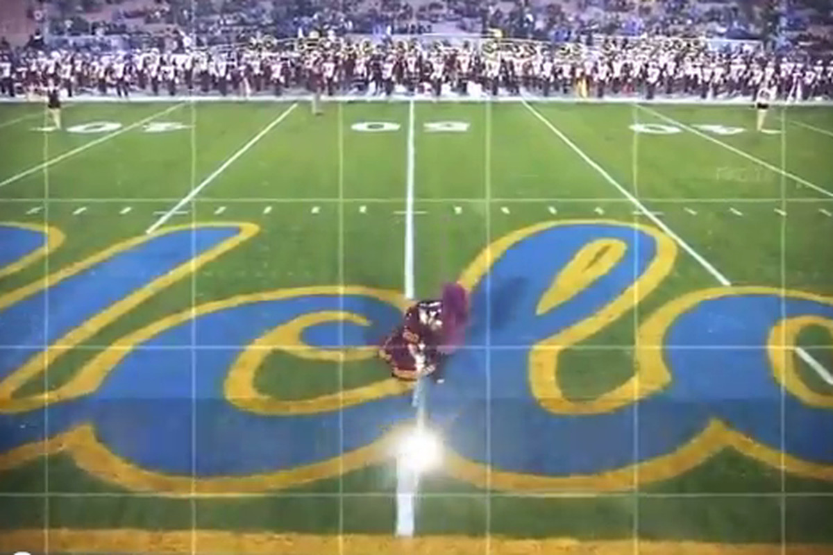 Usc Drum Major Responds To Ucla Sword Ban Tradition Is