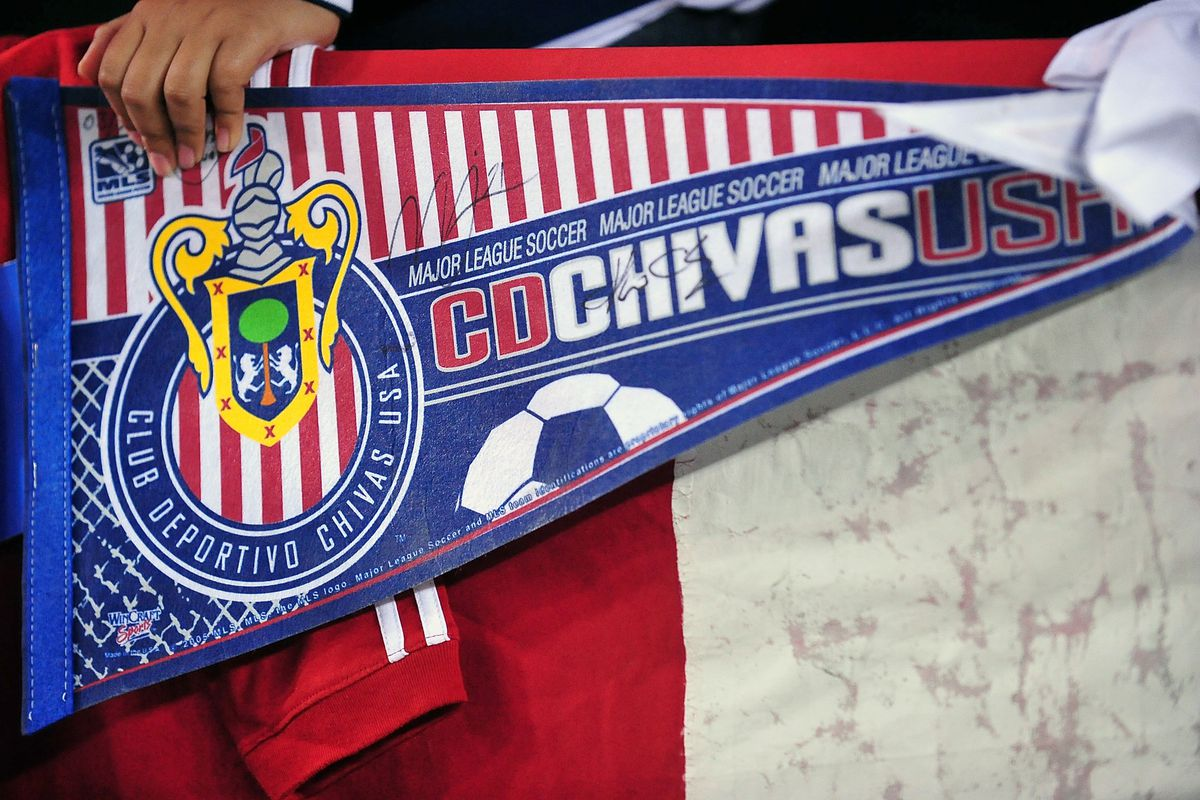 There was a Goat representing at the U.S. U-20 scrimmage Wednesday