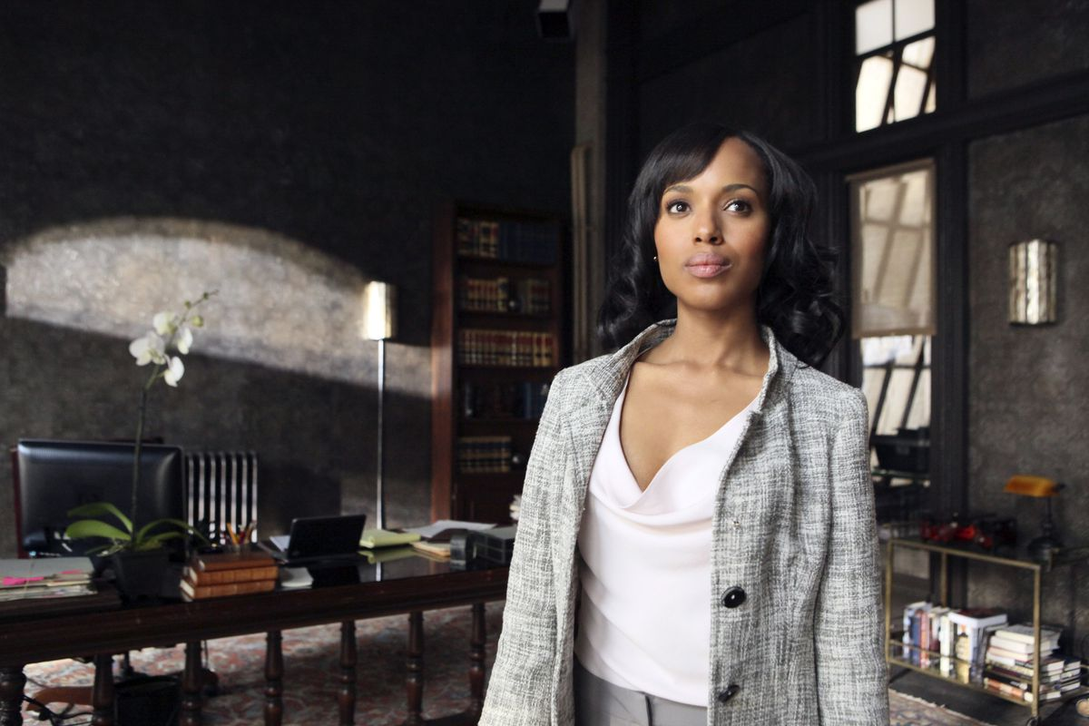 Olivia Pope is still in the minority of characters on television