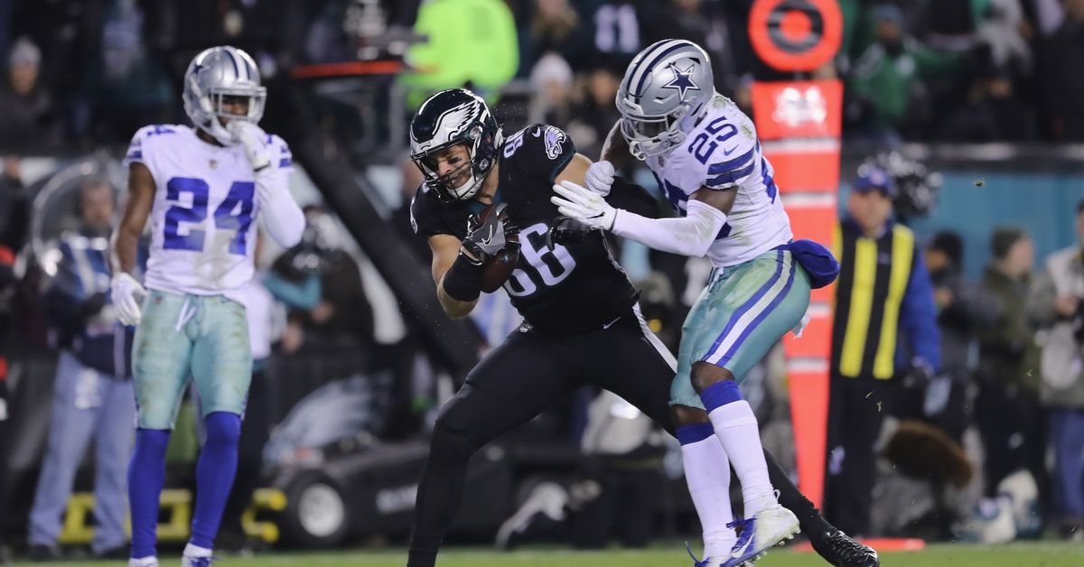 Cowboys point/counterpoint: Stopping the Eagles' Zach Ertz