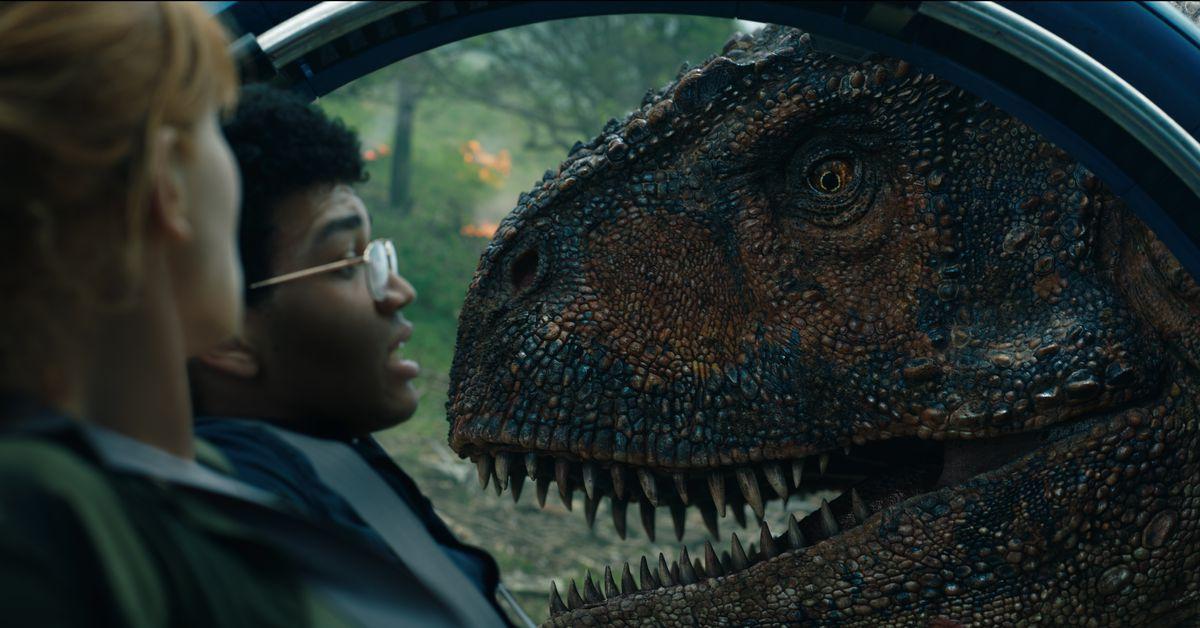 Jurassic World: Fallen Kingdom's ending plot twist never