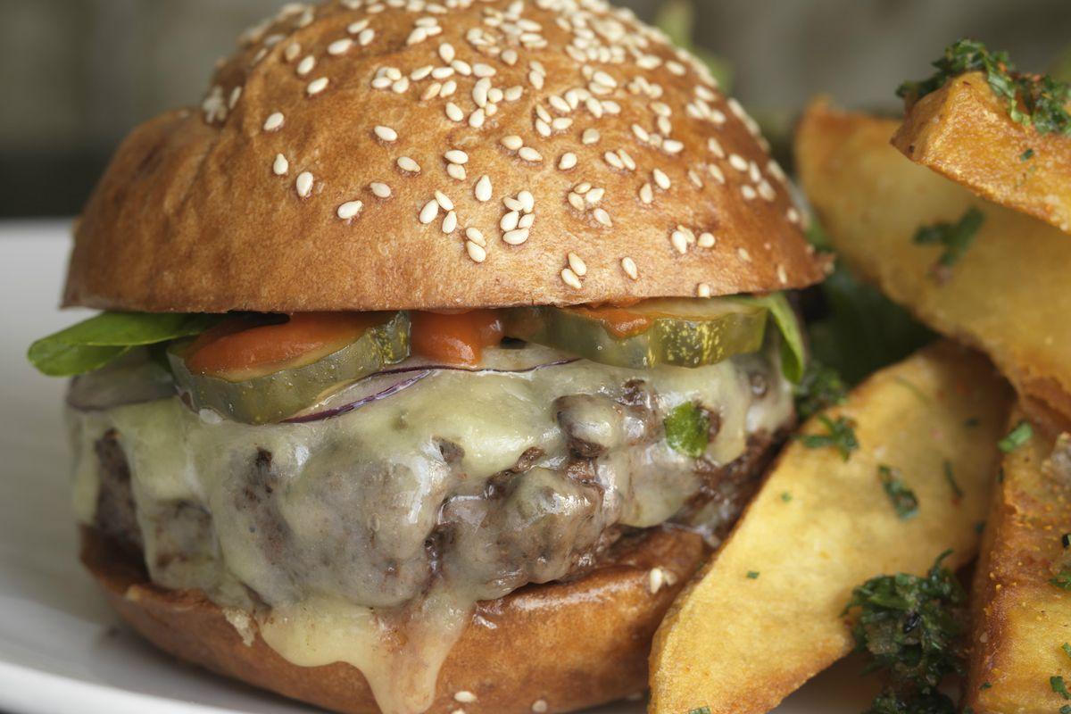 The Craigie Burger