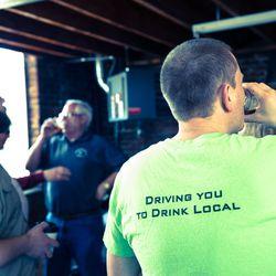 At Bunker Brewing in Portland's East Bayside neighborhood