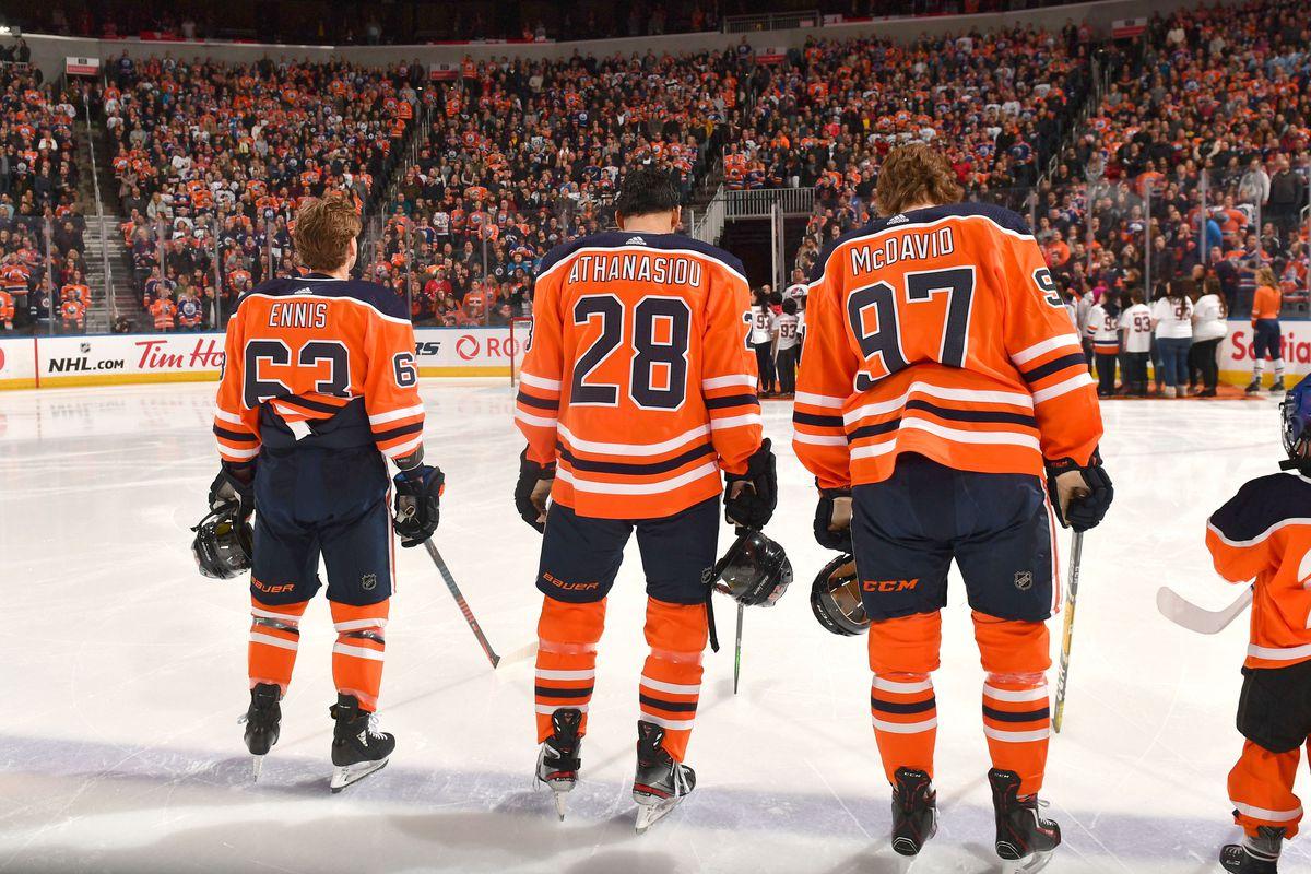 Game Preview Edmonton Oilers Vs Nashville Predators The Copper Blue