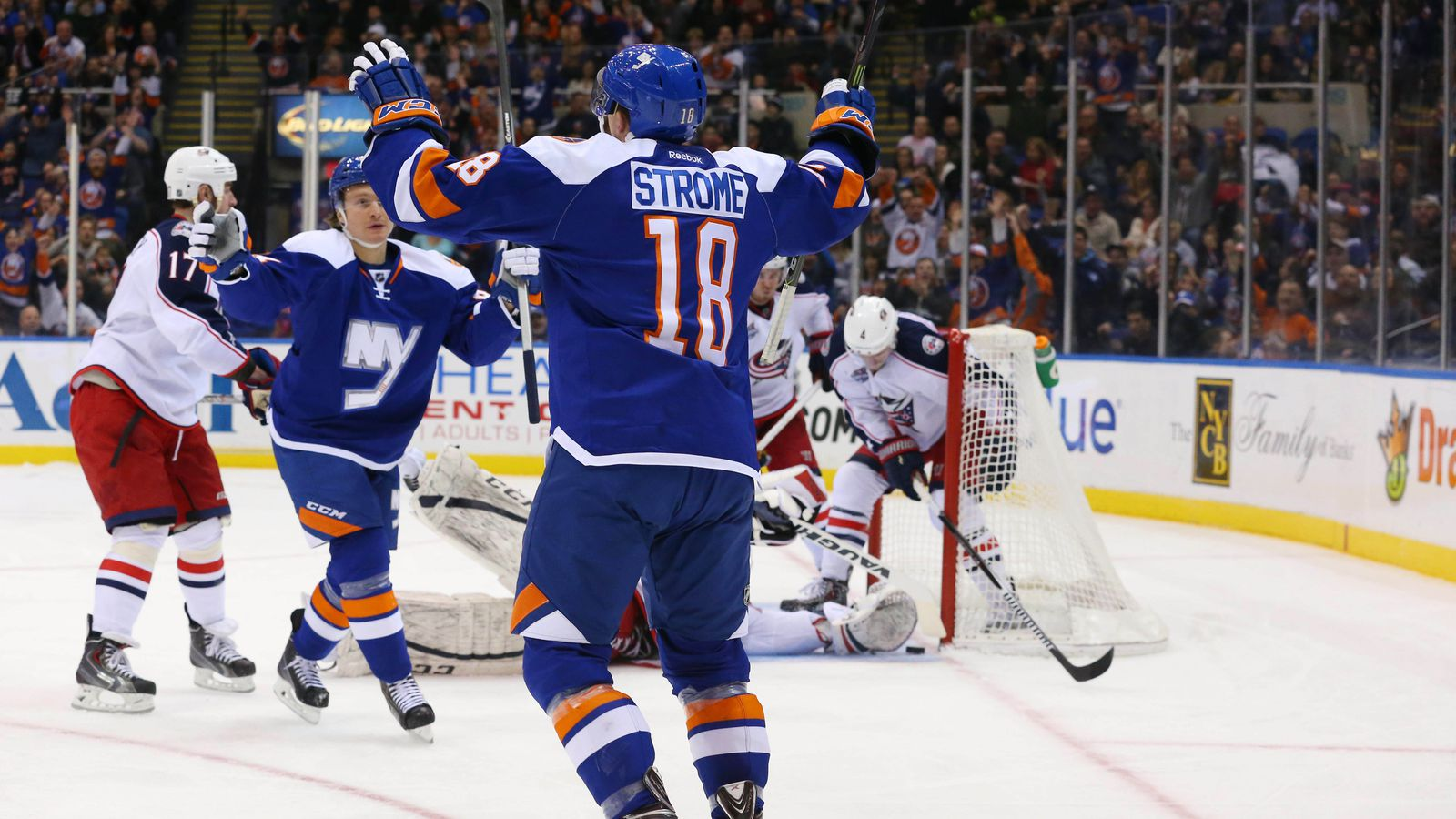 New York Islanders Roster Moves