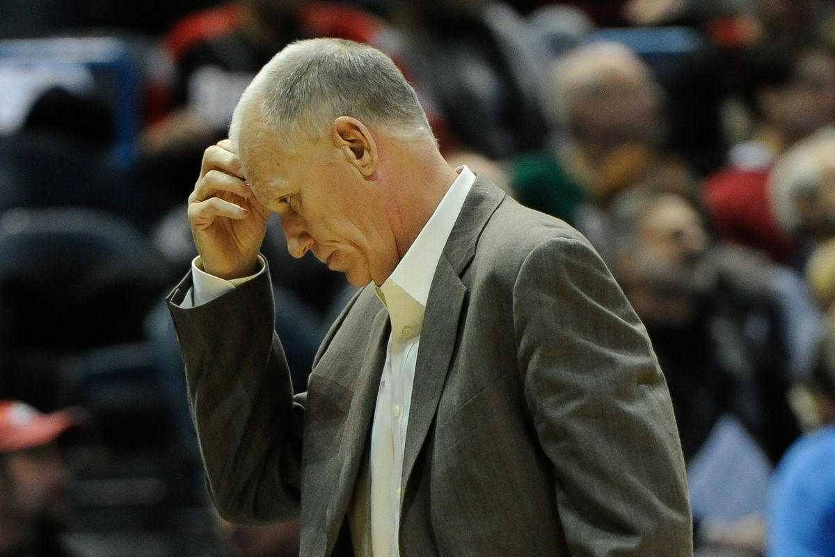 """Doug Collins: """"Oh God, these raps are absolutely destroying us."""""""