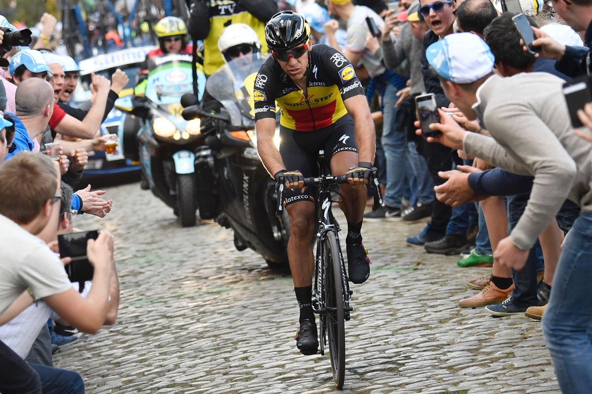 CYCLING-BEL-TOUR-FLANDERS