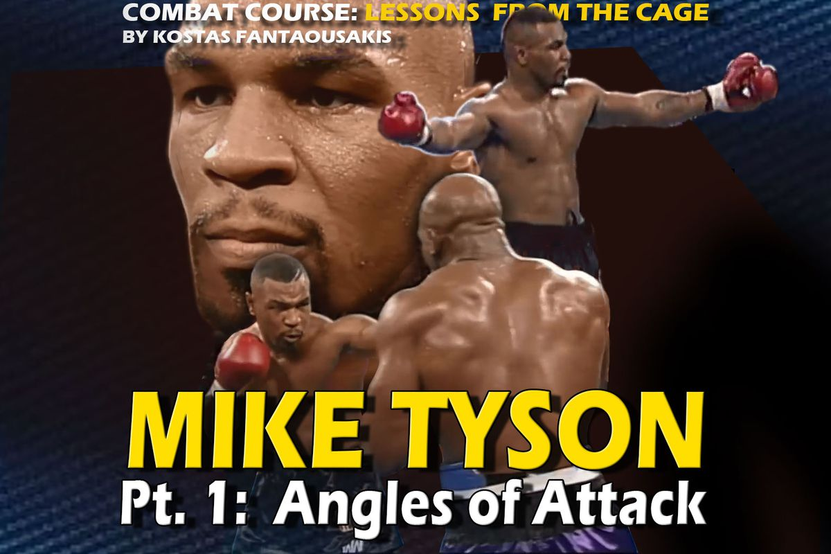 Mike Tyson Technique Breakdown pt 1: Angles of Attack