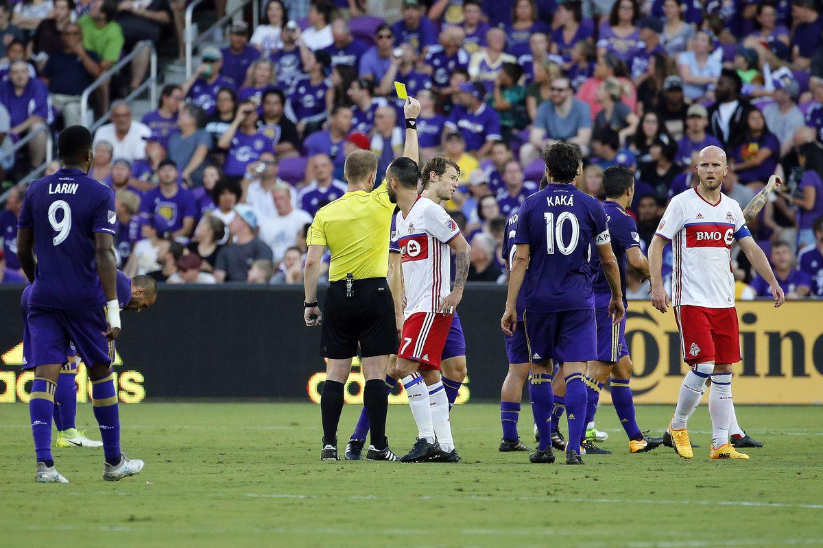 MLS: Toronto FC at Orlando City SC