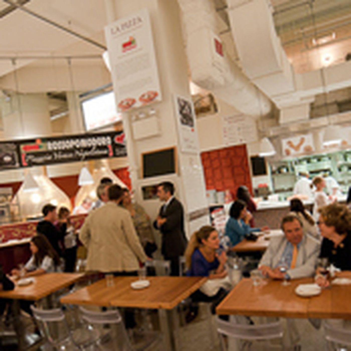 Eataly\'s Huge Rooftop Beer Garden/Restaurant to Open Soon - Eater NY