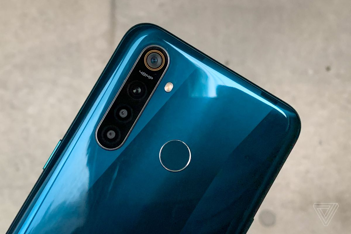 Realme 5 and 5 Pro announced with quad cameras and low