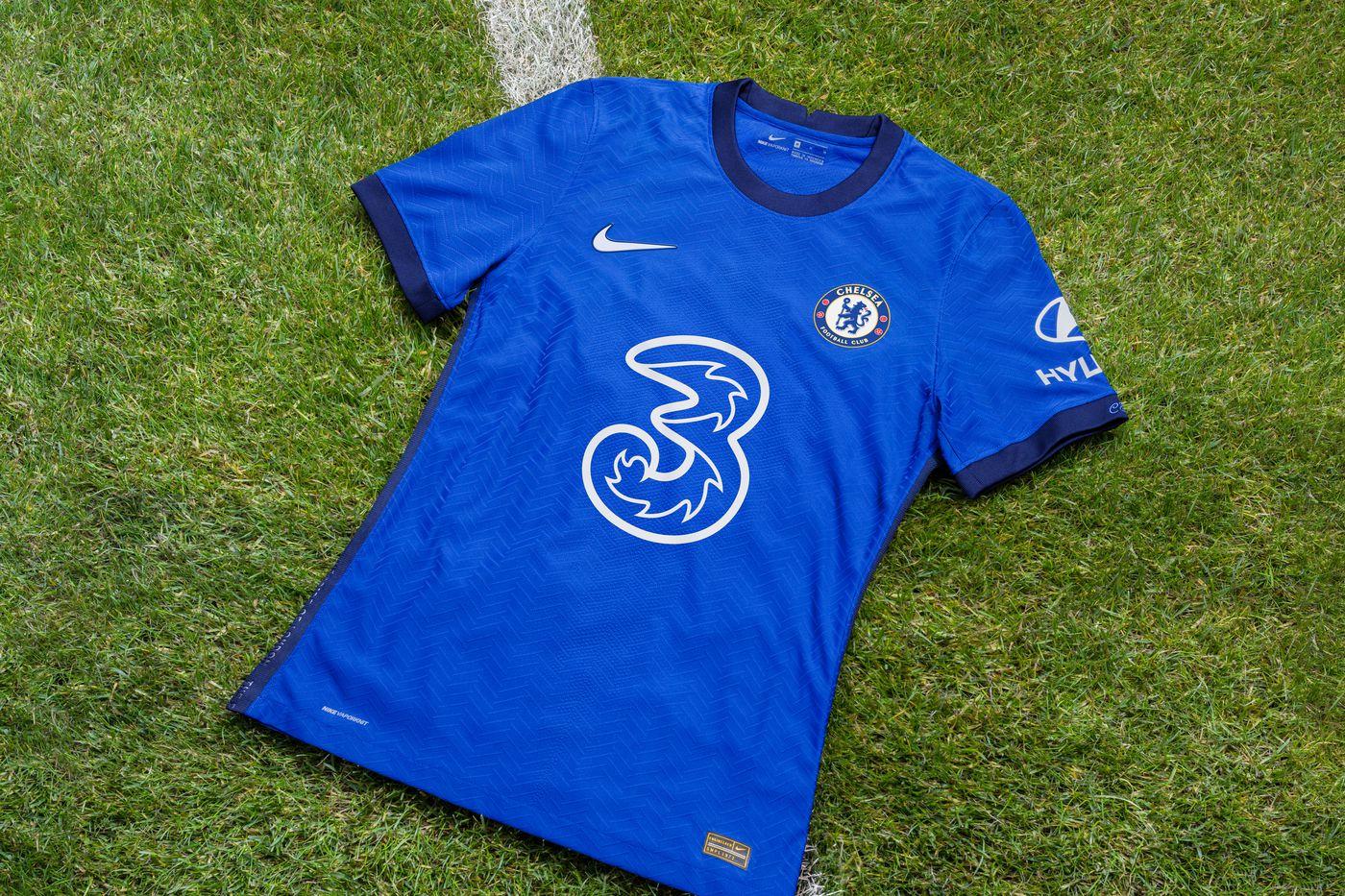 Nike Three Uk Unveil New Chelsea Home Kit For 2020 21 Season We Ain T Got No History