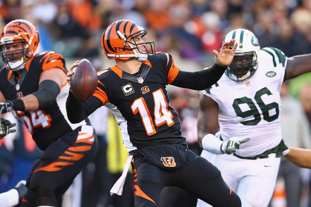 New York Jets Vs Cincinnati Bengals