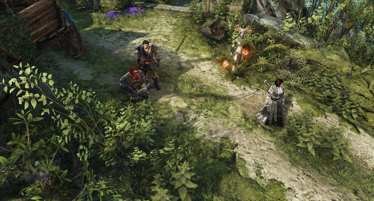 Divinity Original Sin 2 Ignored 2017 S Biggest Trends And That S