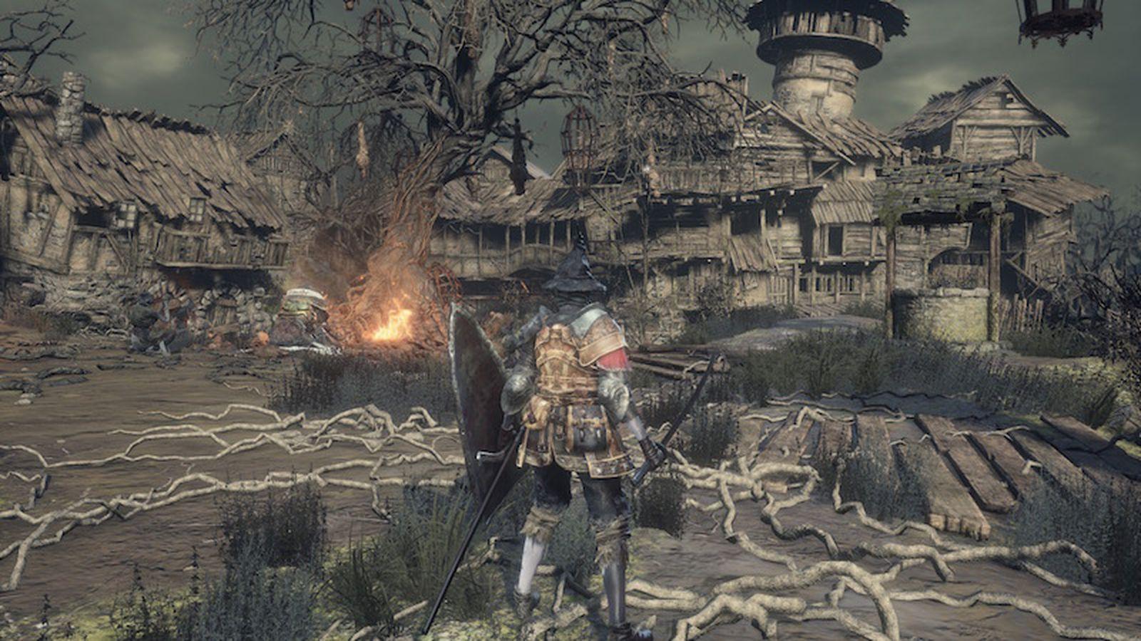 dark souls 3  undead settlement walkthrough
