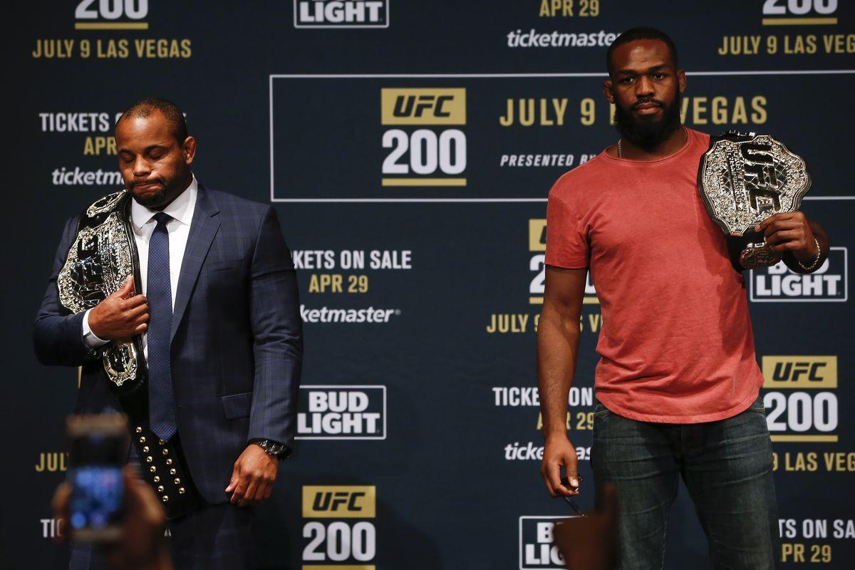 UFC 200 New York Press Event