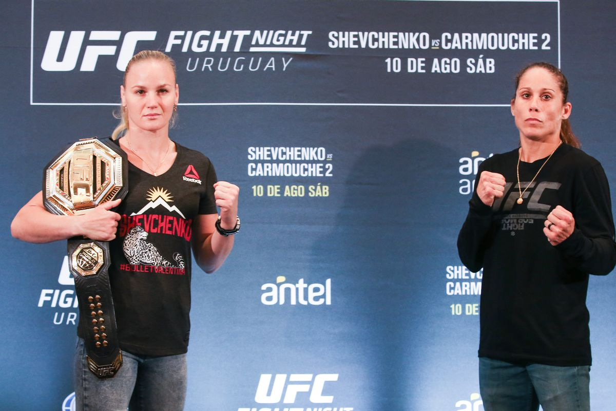 UFC Fight Night 156 start time, who is fighting TONIGHT at
