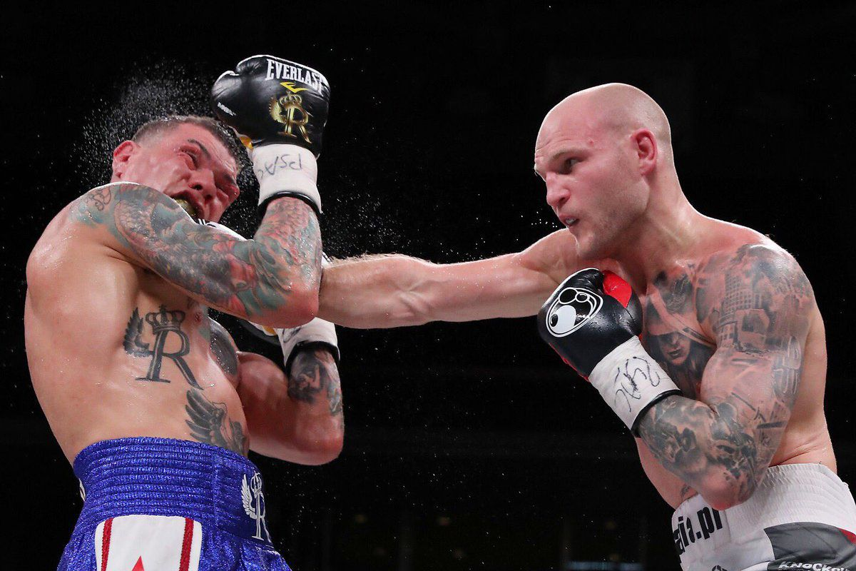 Maciej Sulecki survives Gabriel Rosado, likely to face Andrade next - Bad  Left Hook