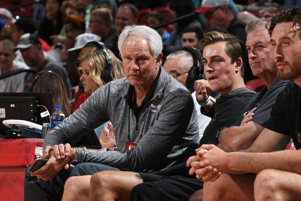 2018 NBA Summer League - Las Vegas - Golden State Warriors v Charlotte Hornets