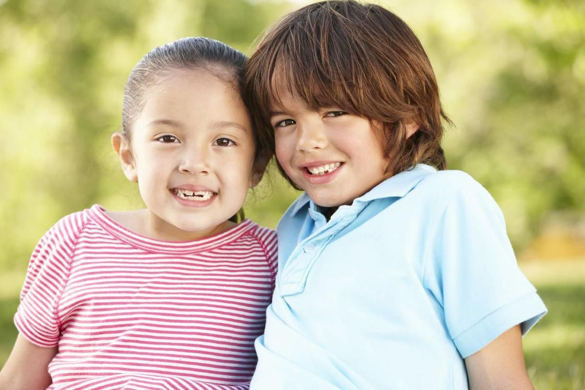 In regards to mental health, kids who can connect with their brother and sister and go through life together are more apt to tackle some harder situations with ease than those without siblings, BBC reported.
