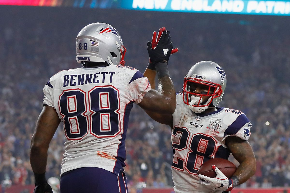 ade48848f Martellus Bennett confirms he won t go to White House for Patriots  Super  Bowl celebration