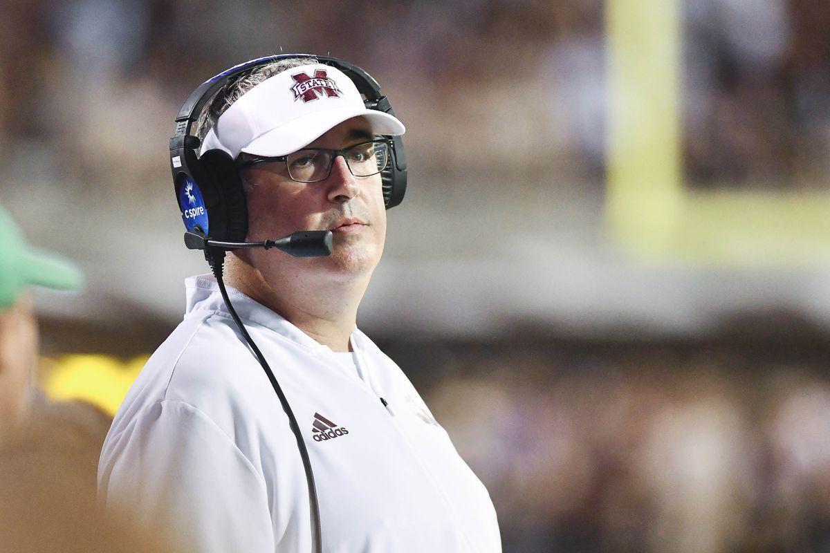 NCAA Football: Stephen F. Austin at Mississippi State