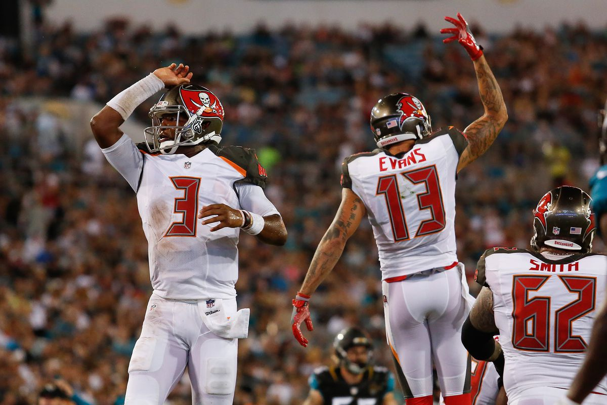 Jameis Winston and Mike Evans break out candidates Bucs Nation