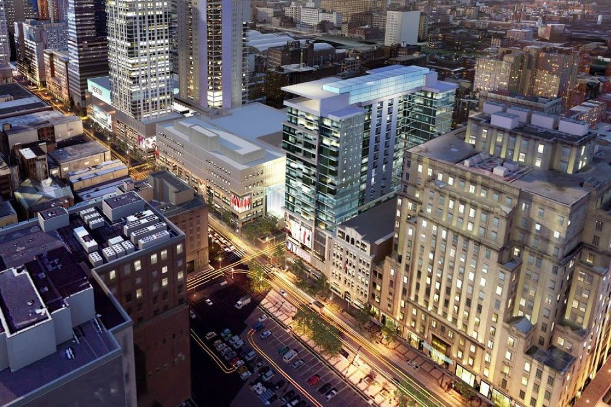 New Casino In Philadelphia Inquirer Building
