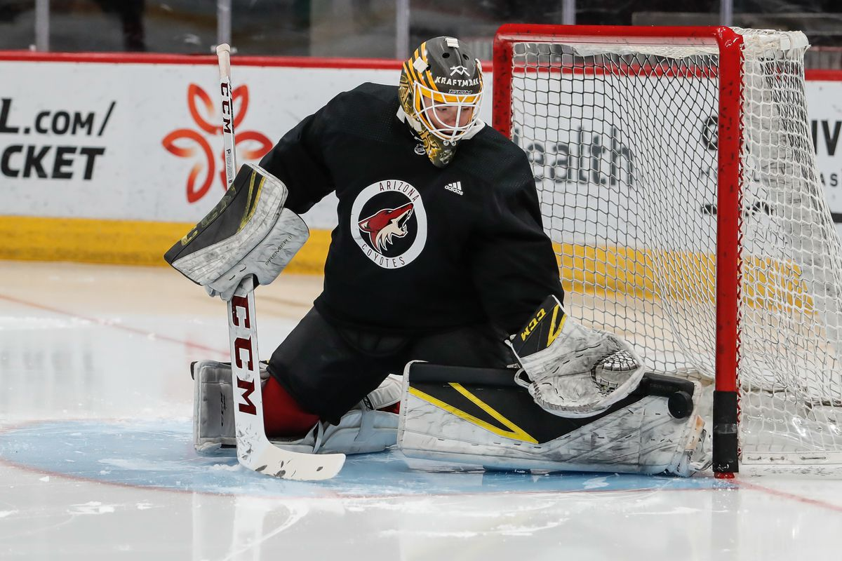 NHL: JUN 27 Arizona Coyotes Development Camp