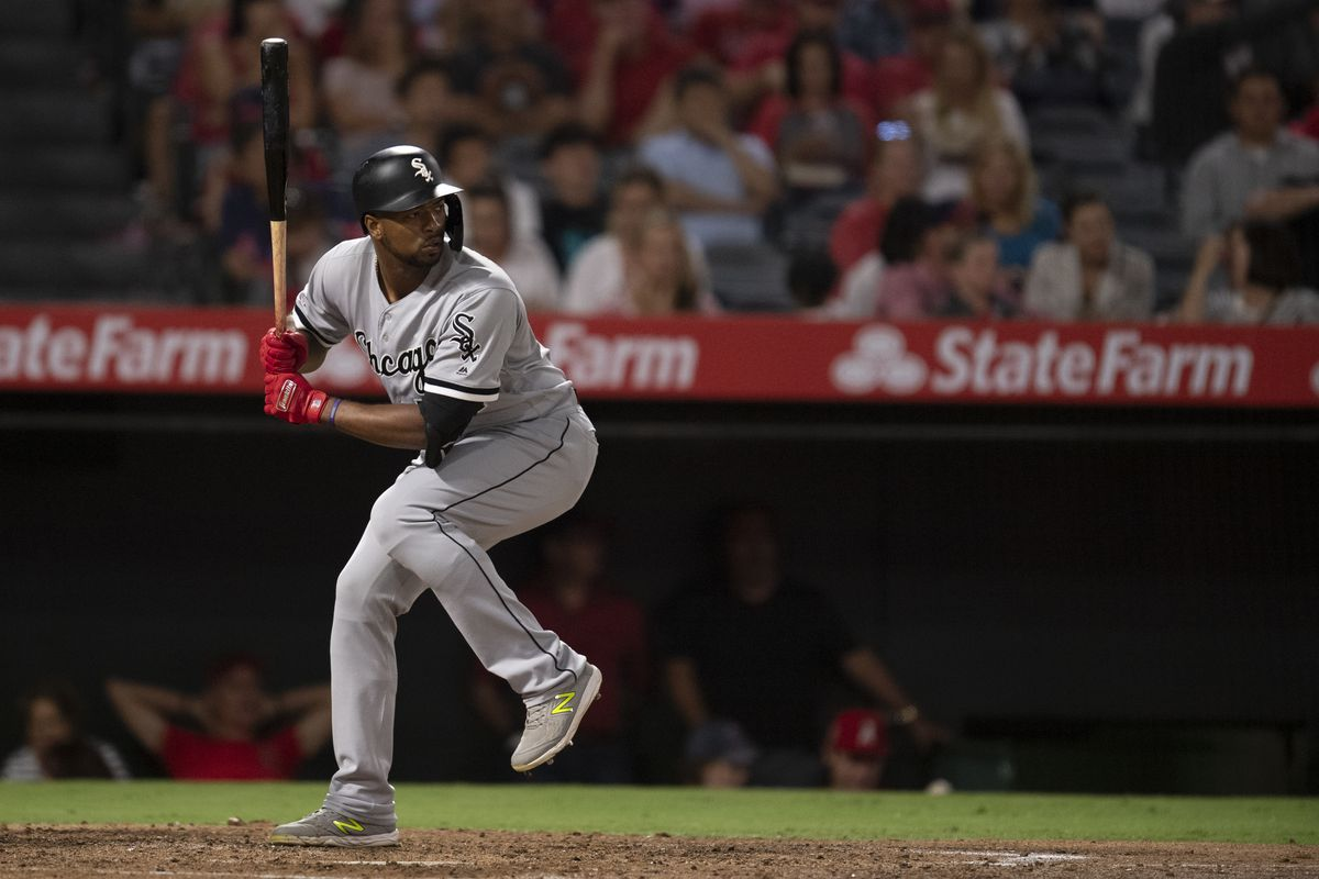 Eloy Jimenez' power is here but what about the average? It's coming, he says