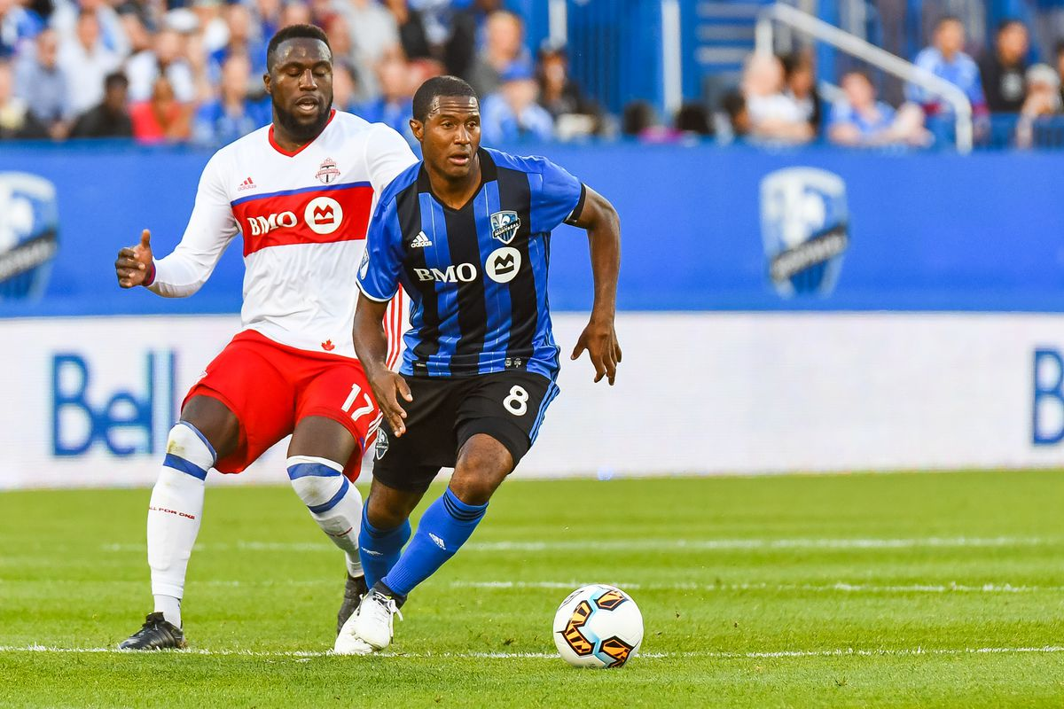 SOCCER: JUN 21 Canadian Championship - Toronto FC at Montreal Impact