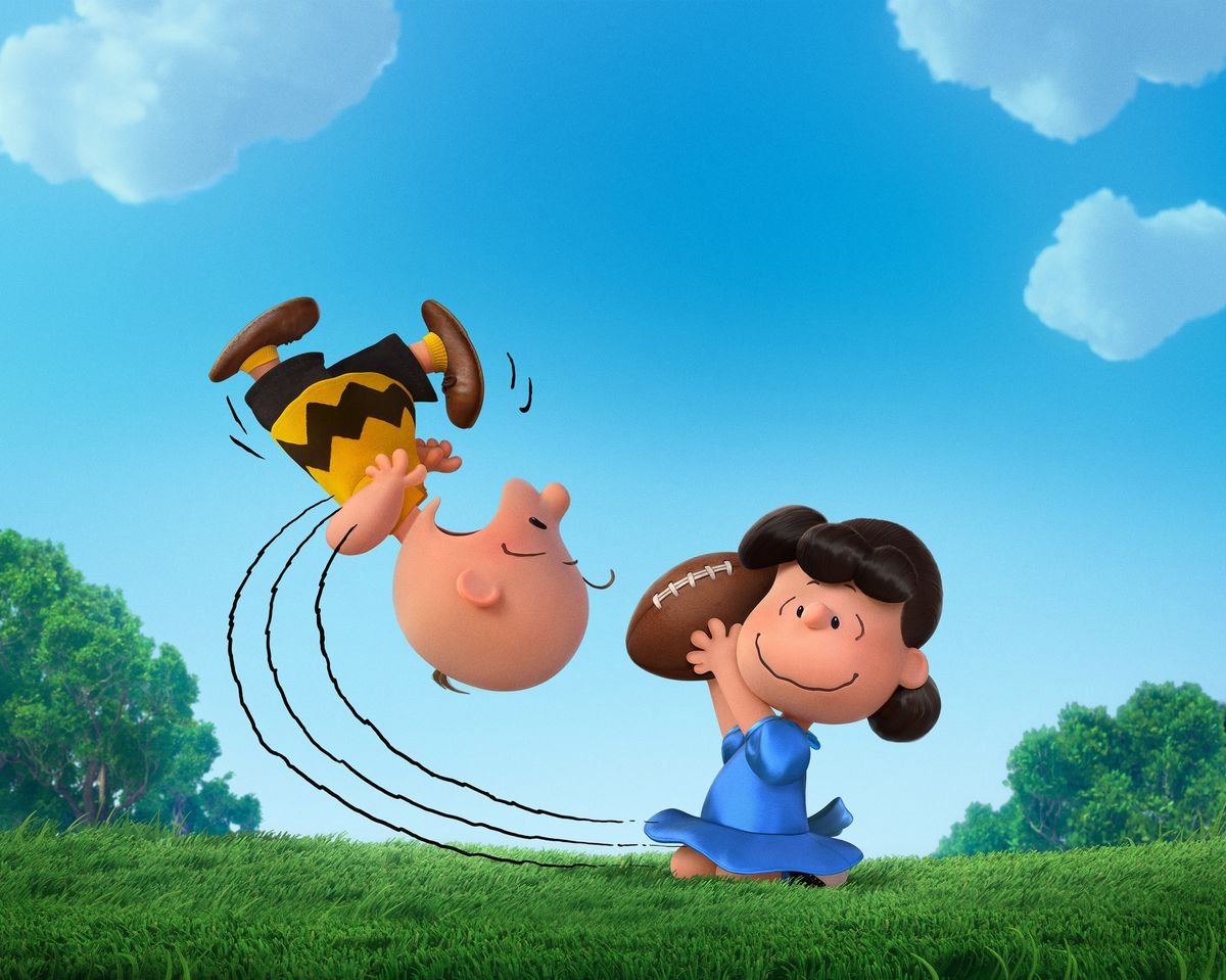 The Peanuts Movie is surprisingly good, but it gets one big thing ...