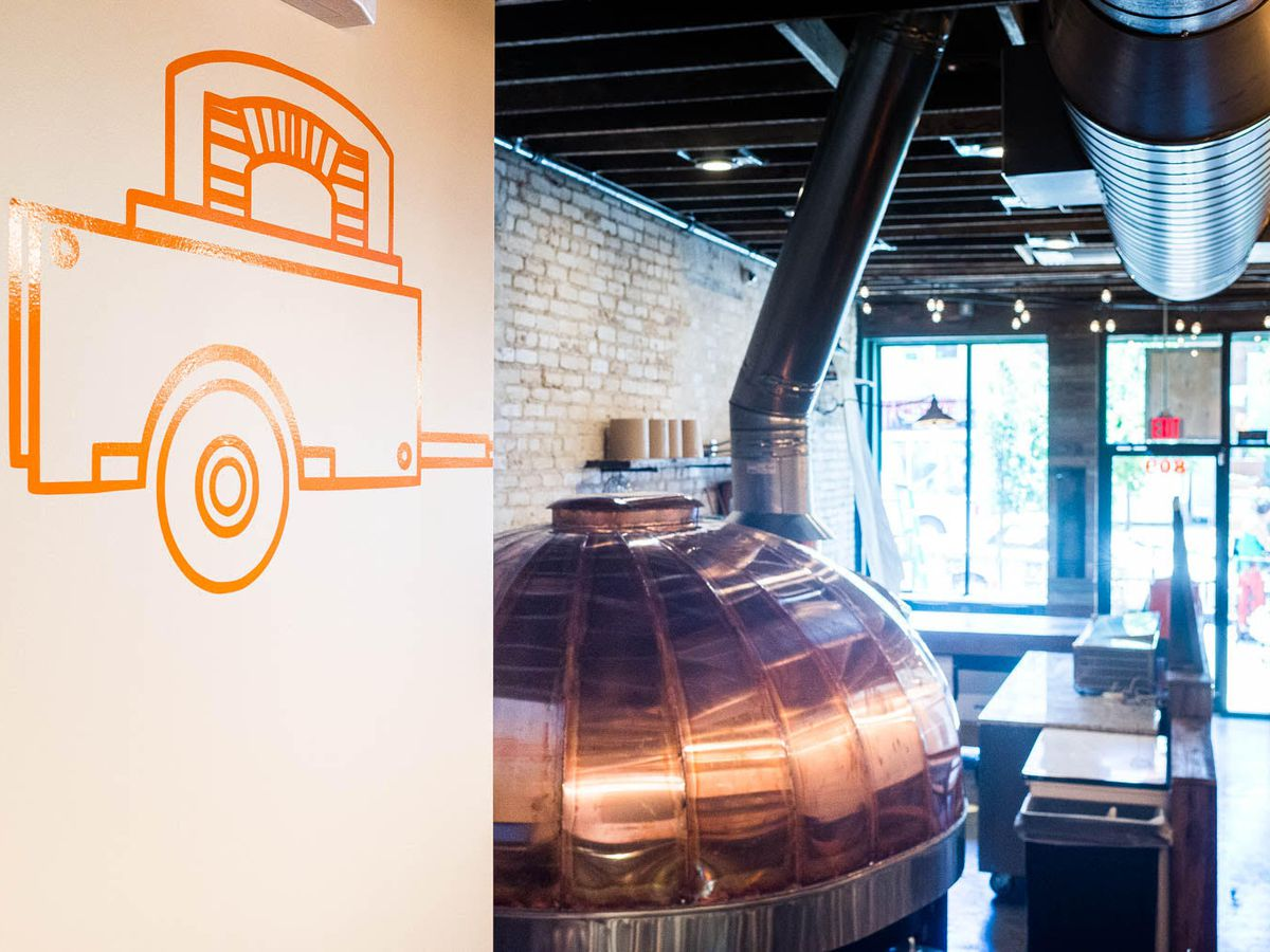 Inside Timber Pizza Company, a Pop-Up Turned Permanent