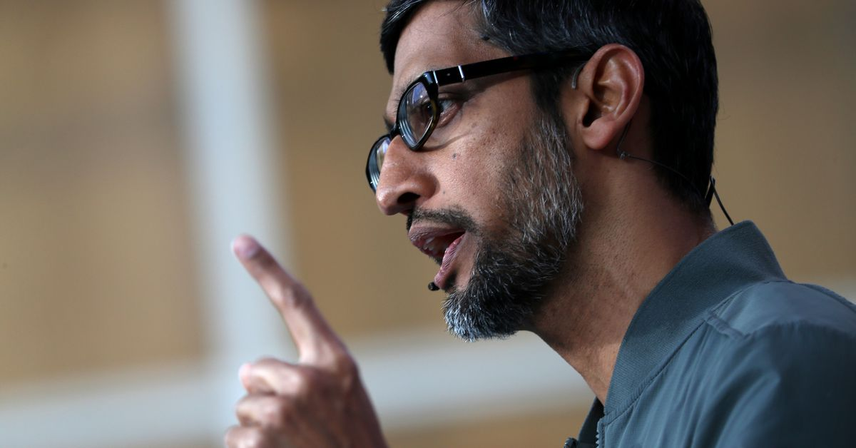 Google CEO Sundar Pichai apologizes for Timnit Gebru controversy but not her firing