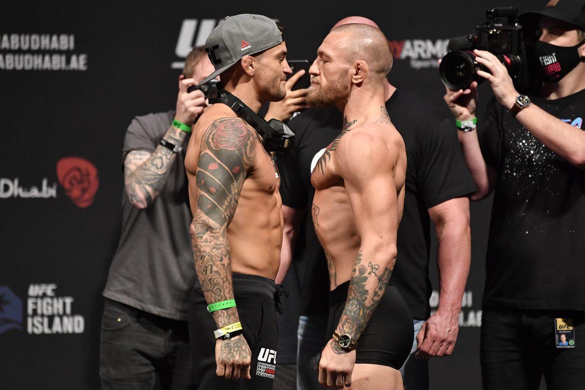 UFC 257 live blog: Conor McGregor vs. Dustin Poirier - MMA Fighting